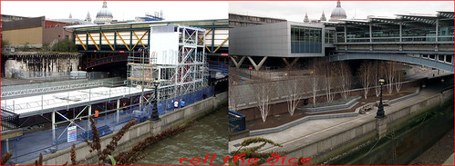 Blackfriars Station`2009-2013