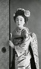 Maiko Fukiko with Wisteria Obiage 1930s by Blue Ruin1