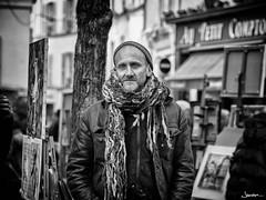 Sacré-Cœur artist