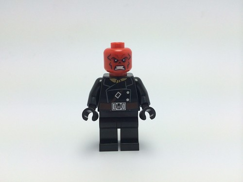 LEGO Marvel Super Heroes 2014 Red Skull