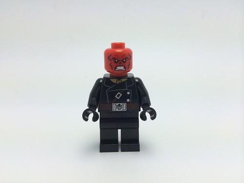 LEGO Marvel Super Heroes 2014 Red Skull
