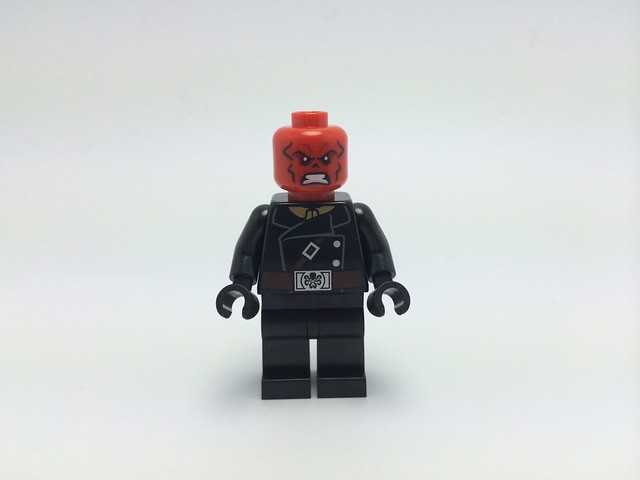LEGO Marvel Super Heroes 2014 Red Skull | Flickr - Photo ...