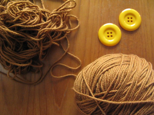Makig Yarn Ball