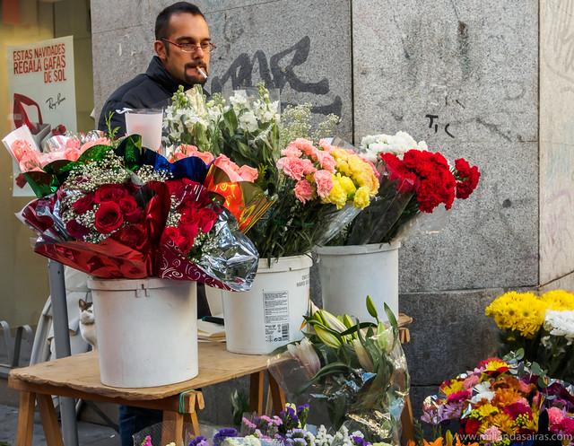 Florista en Callao