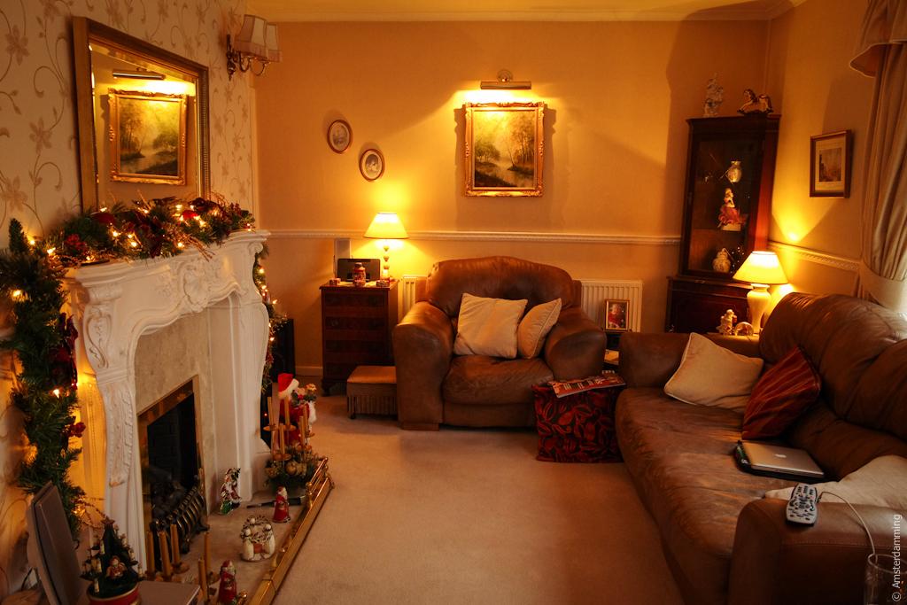England, Winter Holidays
