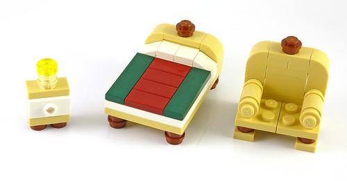 LEGO 10229 Winter Village Cottage b06