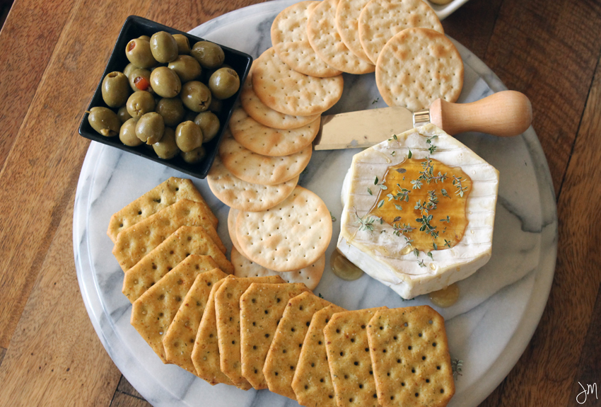 Julip Made easy holiday appetizer