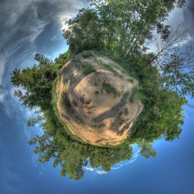 BMX Planet - Little Planet