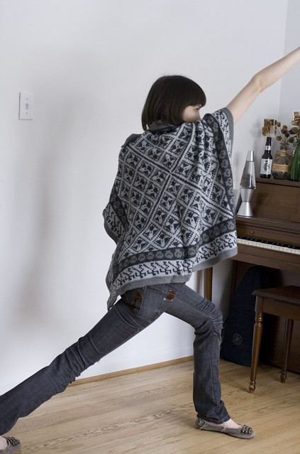 Styling Your Apocalypse: outfit ideas for the patterns in Doomsday Knits, on dull-roar.com