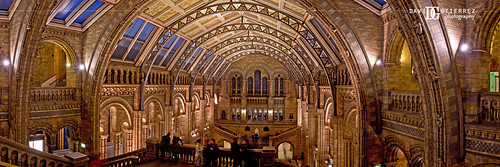 London Panorama NHM by david gutierrez [ www.davidgutierrez.co.uk ]