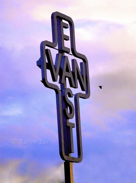 East Van Cross