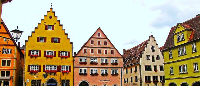 Rothenburg,Bavaria
