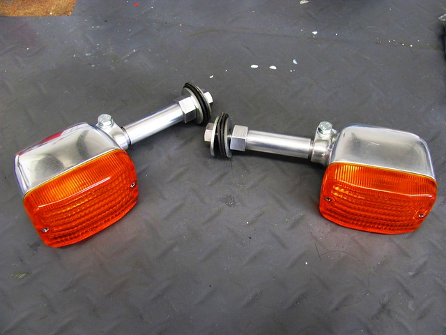 Restored Turn Front Turn Signals