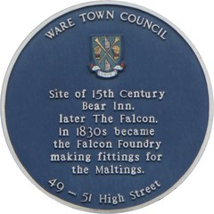 Photo of Blue plaque number 30493