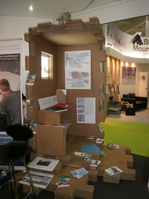 Prototype at Ecobuild