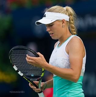 Caroline Wozniacki hot sport babe