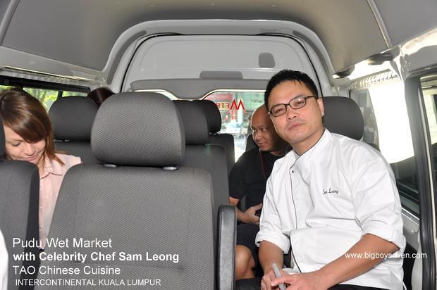 Chef Sam Leong Intercontinental Kuala Lumpur 1