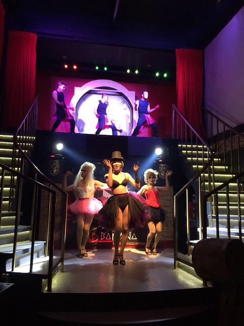 Drag show in Manila