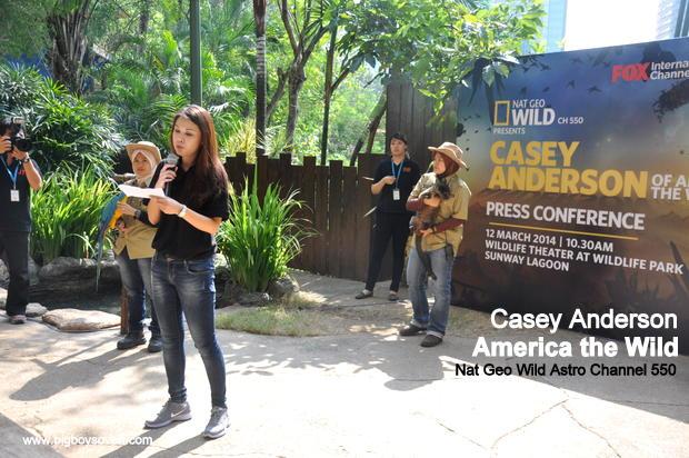 Casey Anderson America the Wild 5