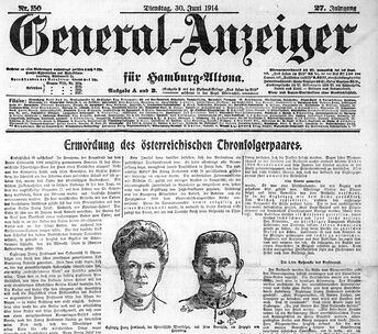 General-Anzeiger für Hamburg-Altona, 30.6.2914
