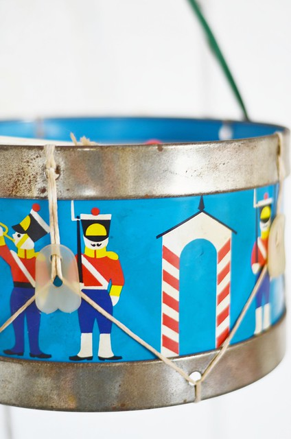 blue drum