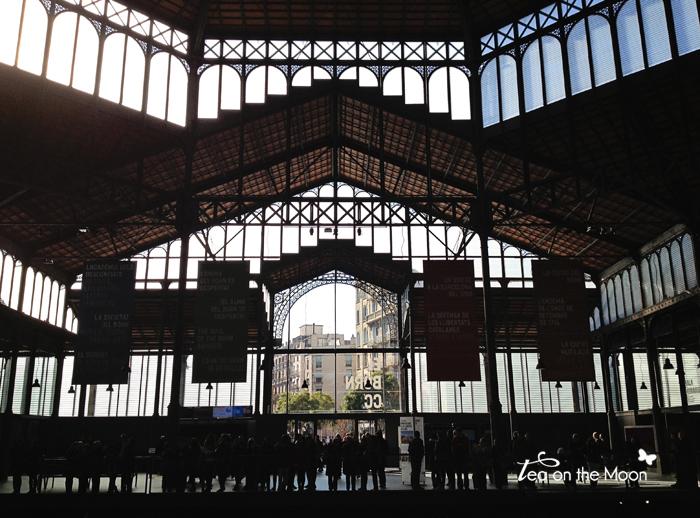 mercat del born barcelona