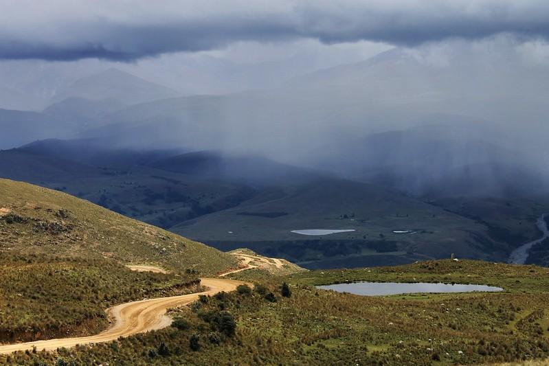 Nearing Abra del Huancapeti