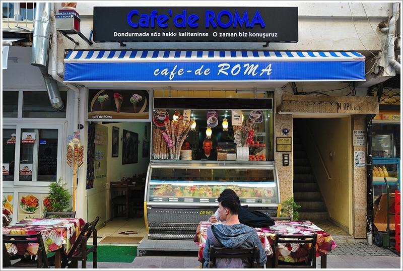 1羅馬咖啡廳