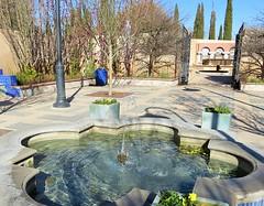 Spanish Moorish Garden