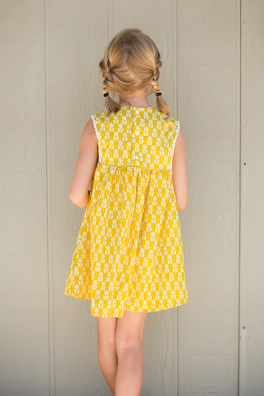 hide and seek dress modified