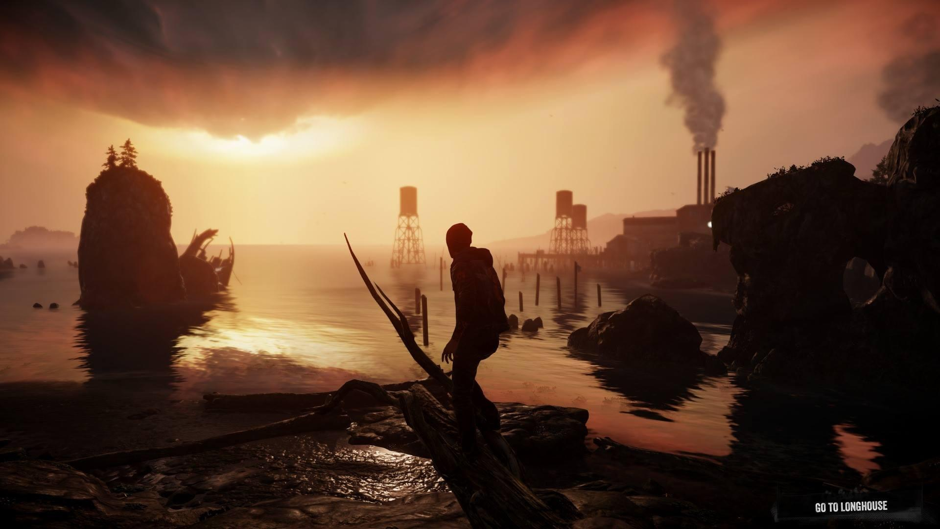 Infamous: Second Son Sunset