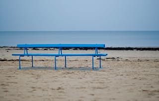 صورة Dubultu pludmale. sea beach bench balticsea baltic latvia dubulti jūrmalabeach