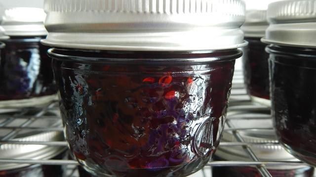 Saskatoon Berry Jam 27