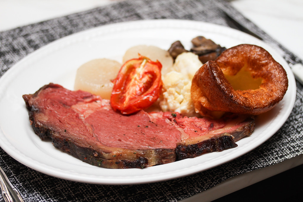 The Carvery: Beef Prime Rib