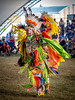A Fantasm Of Color In Motion Through Dance by luckeycat
