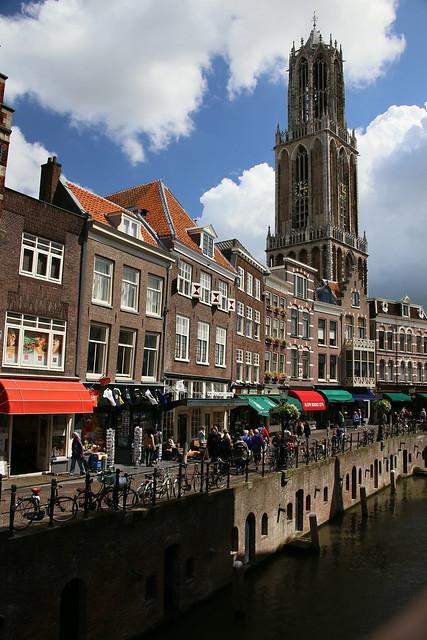 The Dom of Utrecht, Nederlands.