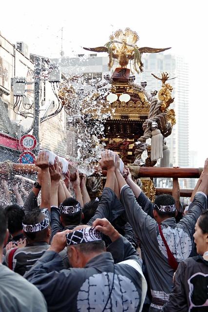 Tsukuda-Sumiyoshi Shrine Festival 2015 59