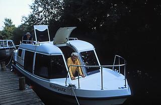Hausboottour (001) Bolter Kanal