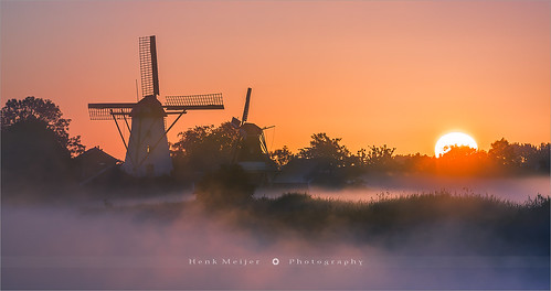 Sunrise Ten Boer - Netherlands