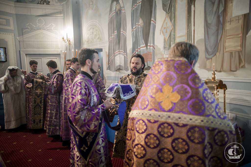 4 марта 2017, Суббота Первой седмицы Великого поста / 4 March 2017, Saturday of the 1st Week of Great Lent