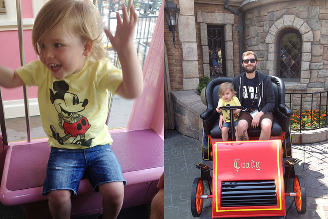 Disney, May 2013