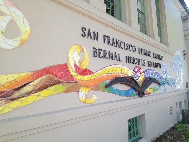 Bernal Heights Branch, San Francisco Public Library