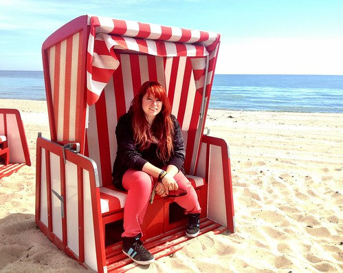 Strandkorb-Enti