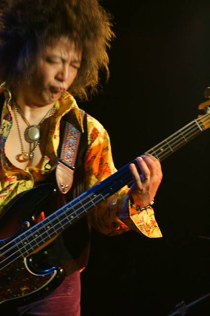 JIMISEN live at Adm, Tokyo, 01 Jun 2013. 402