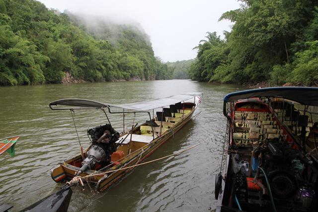 River Kwai - Kanchanaburi, Thailand