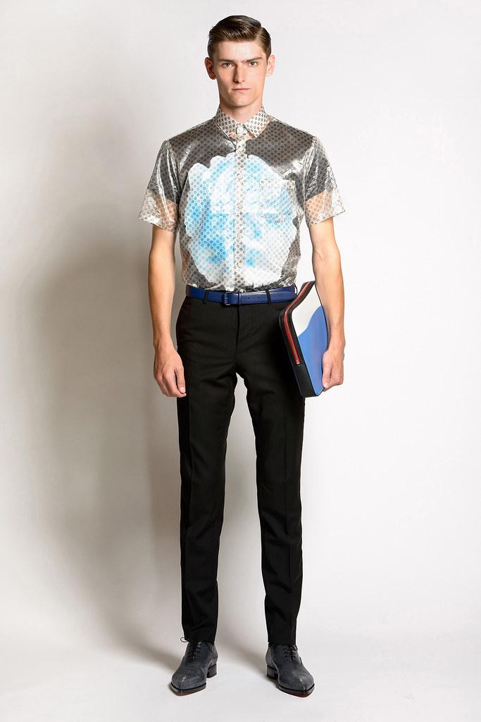 SS14 London Jonathan Saunders024_Alexander Beck(fashionising.com)