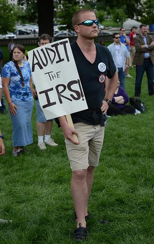 IRS TAX STATUS