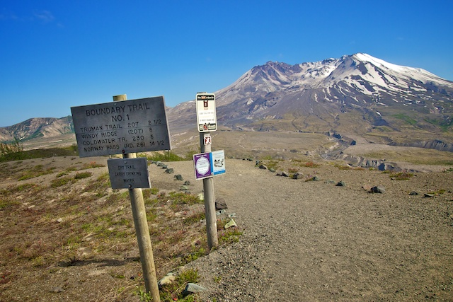 Mount St. Helens National Volcanic Monument