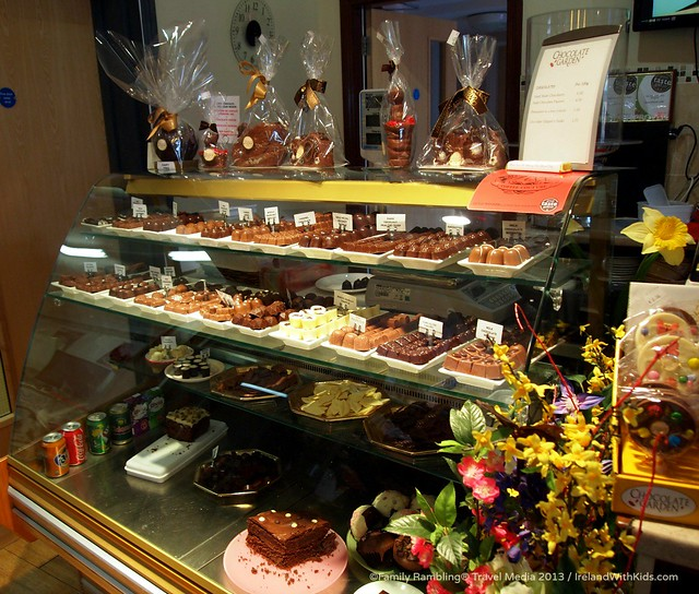 Handmade Chocolates at the Chocolate Garden of Ireland, County Wicklow