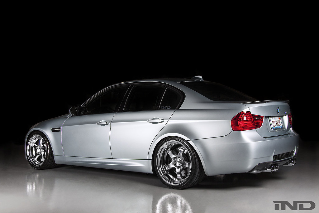 Bmw E90 m3 Stance of Their Bmw m3 E90 on